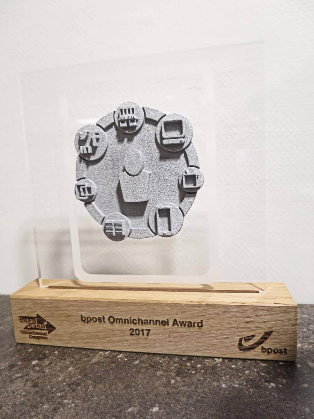 bpost-Omnichannel-Award