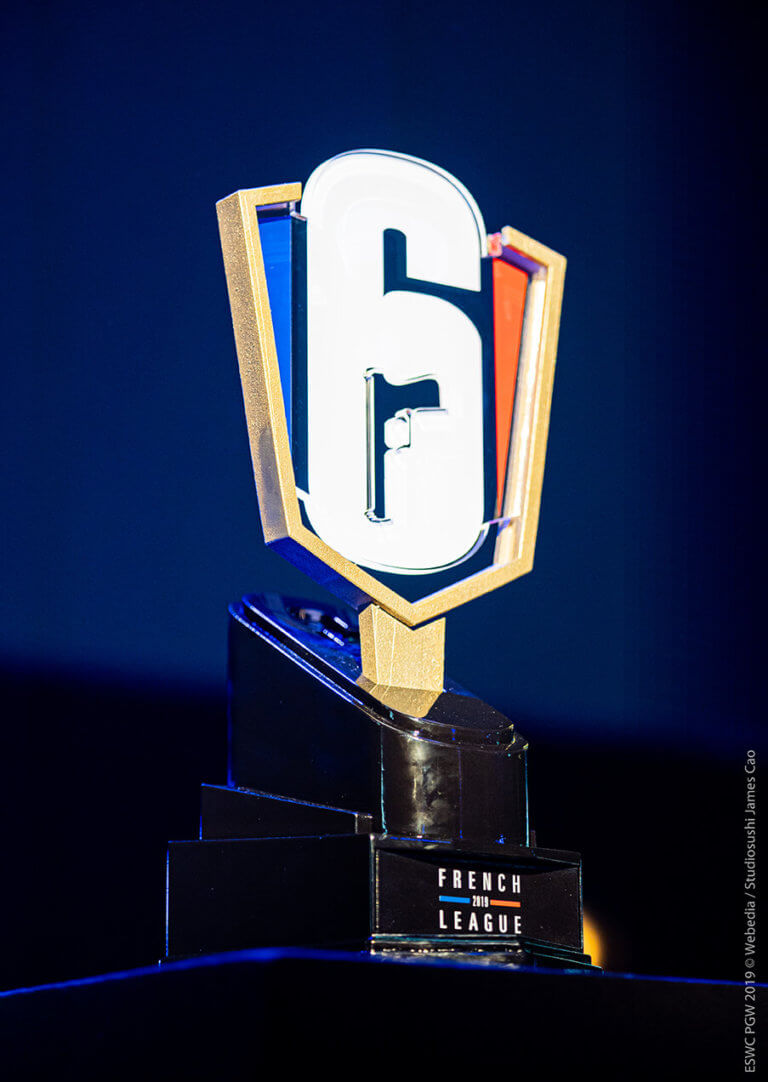 e sport trophy, e sport awards